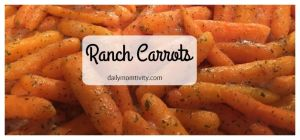 Ranch Style Carrots