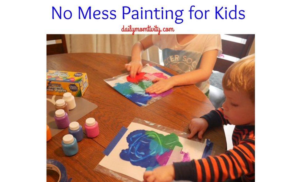keep kids busy
