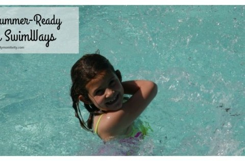 SwimWays products can help you get summer ready with your kids #IC #SwimWays #AD