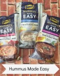 Hummus Made Easy – Yum Yum Yum