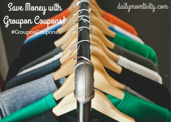 Save Money (& de-clutter your purse) with Groupon Coupons!