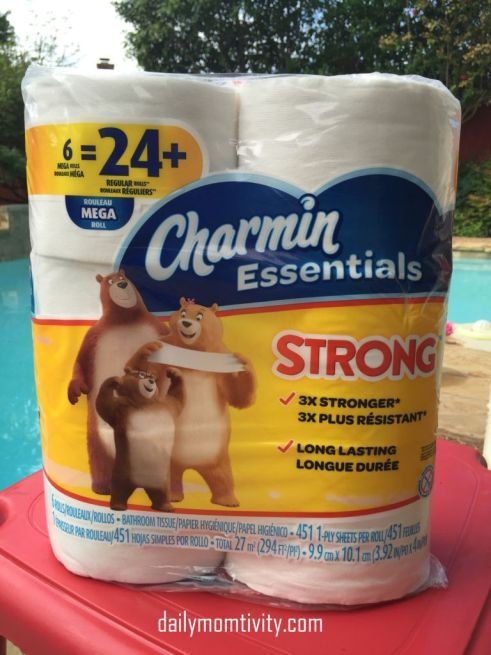 charmin essentials strong