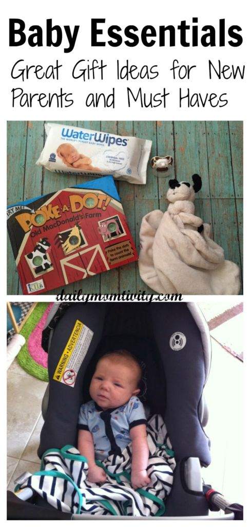 Baby Essentials for New and Experiened Parents
