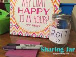 Sharing Jar for the New Year