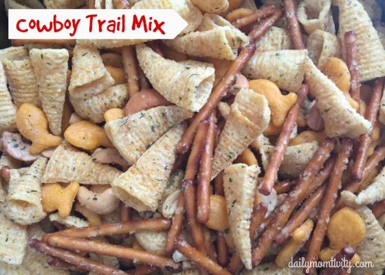 Cowboy Trail Mix