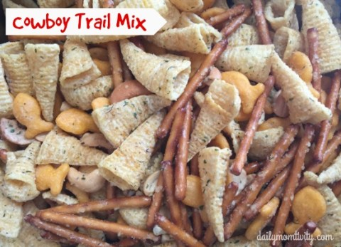 Cowboy Trail Mix