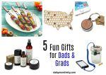 5 Fun Gifts for Dads or Grads