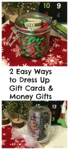 2 Easy Ways to Dress Up Gift Cards and Money Gifts