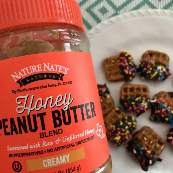 Peanut Butter & Honey Bites