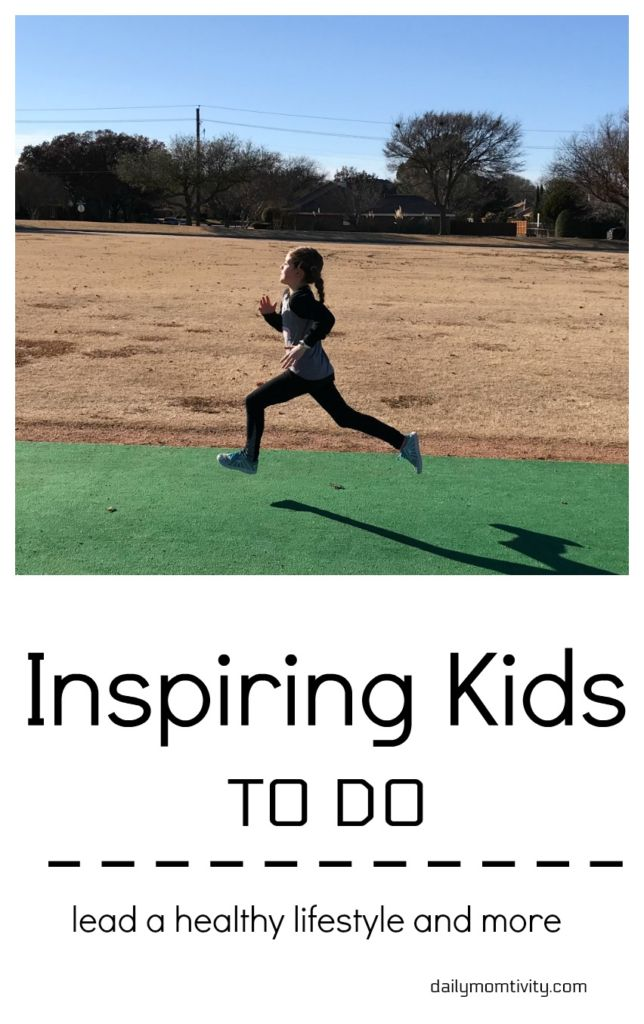 Inspiring Kids to Do #ad #4HWellness360 #30DaysofDoing #IC