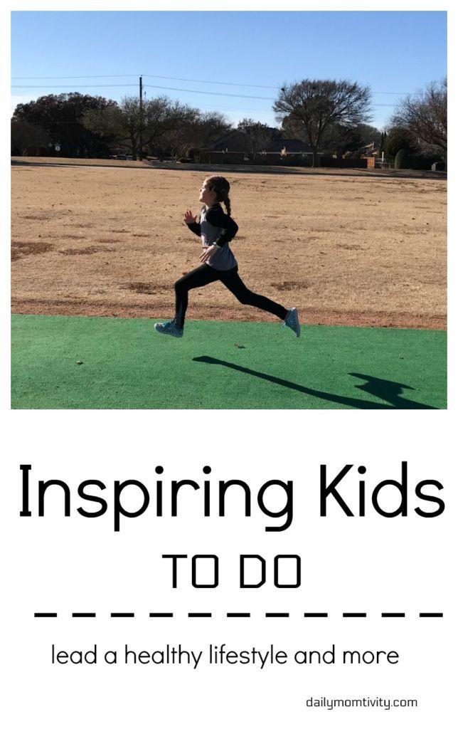 Inspiring Kids to Do #ad #4HWellness360 #30DaysofDoing #IC