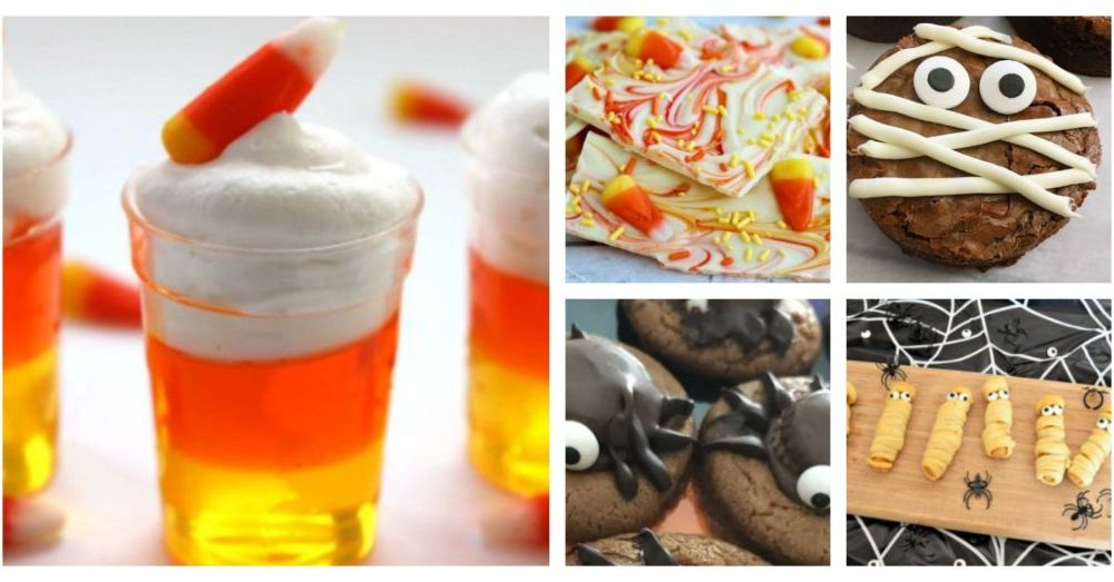 Halloween Treats for Your Party