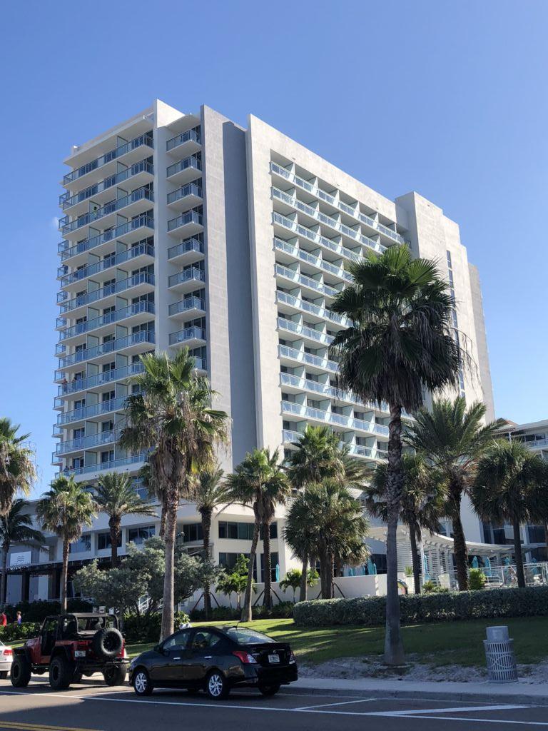 Wyndham Grand Clearwater Beach Florida