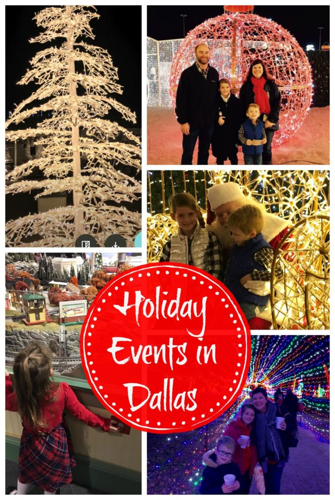 Fun Holiday Events around Dallas, great fun for the entire family