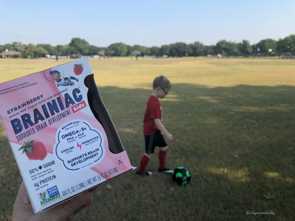 the perfect on the go snack for kids, Brainiac Kids yogurt comes in many flavors and tastes great!