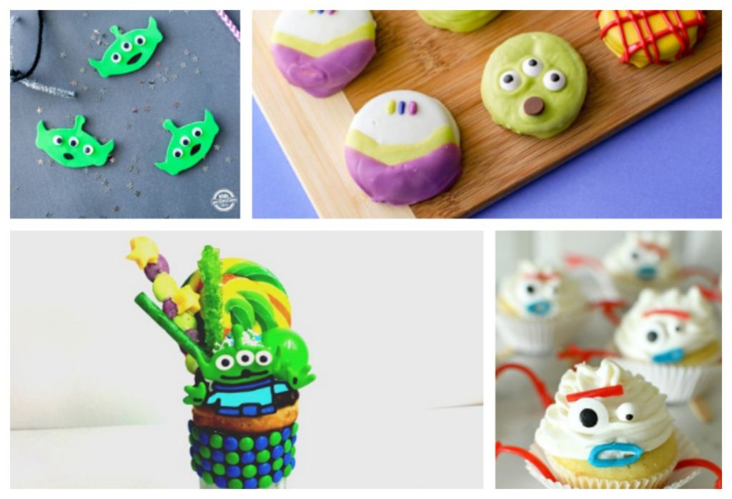 Toy Story Crafts or Recipes for a Birthday Party Ideas