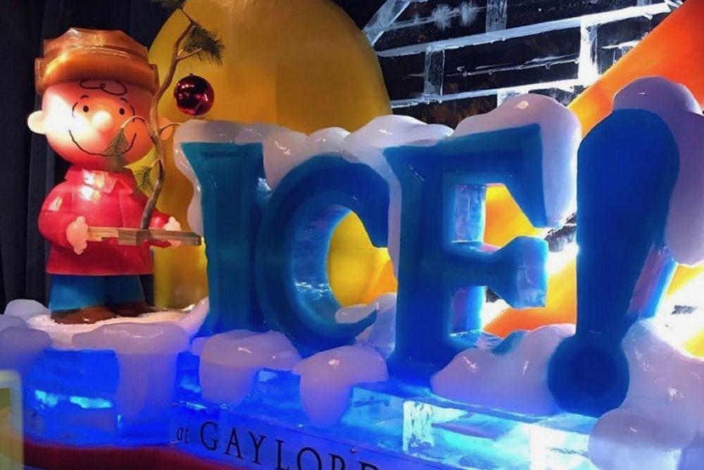 ICE at Gaylord Texan