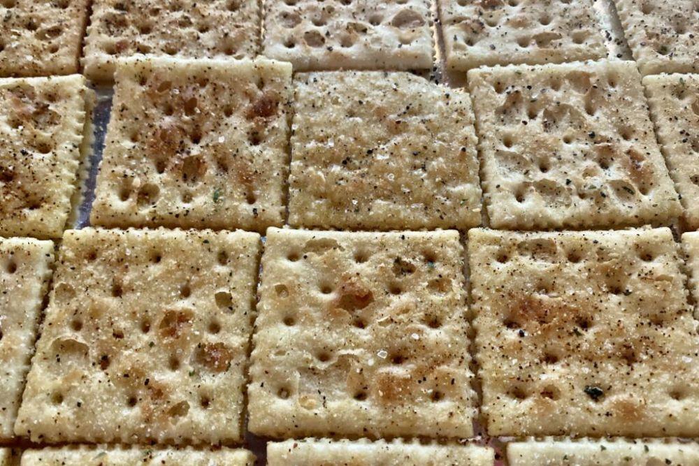 Saltine Fire Crackers