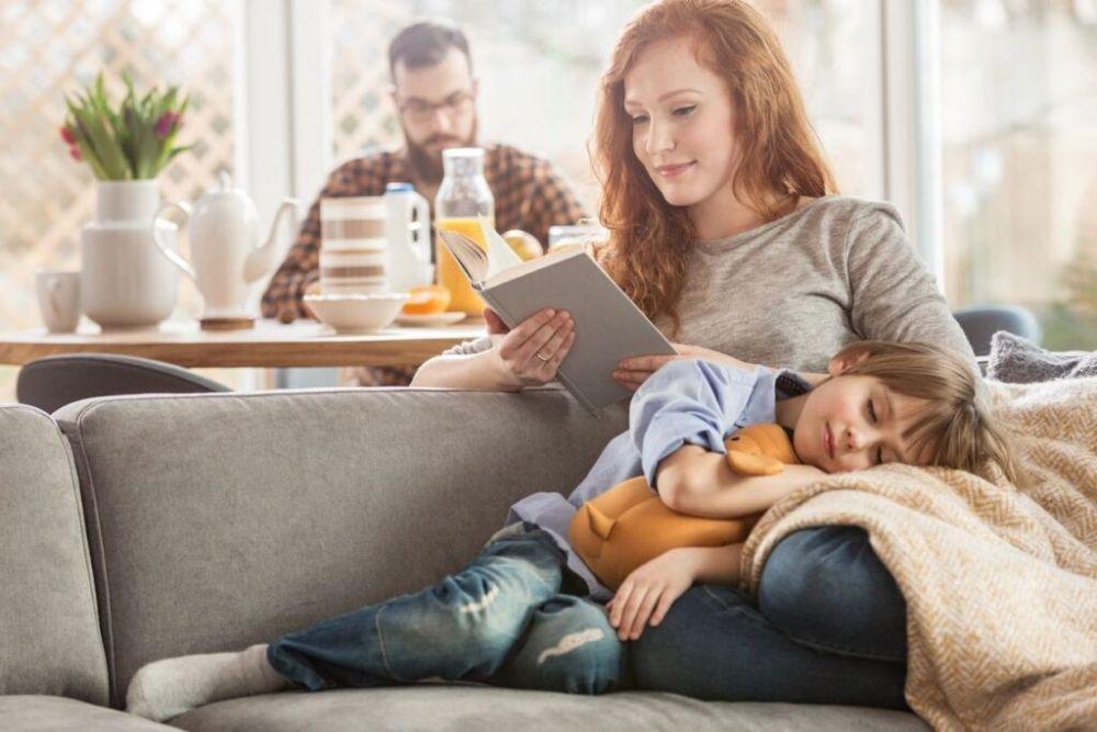 avoid parenting burnout