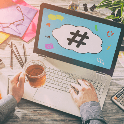 search hashtags