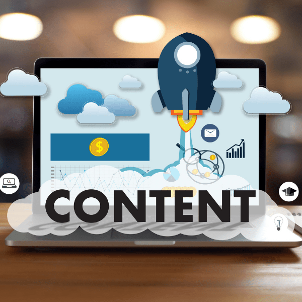 writing content for blog