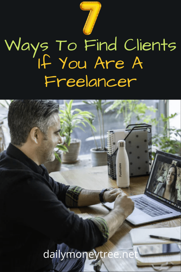 Find Clients If You Are A Freelancer