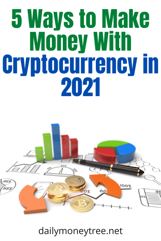 Ways to Make Money With Cryptocurrency in 2021