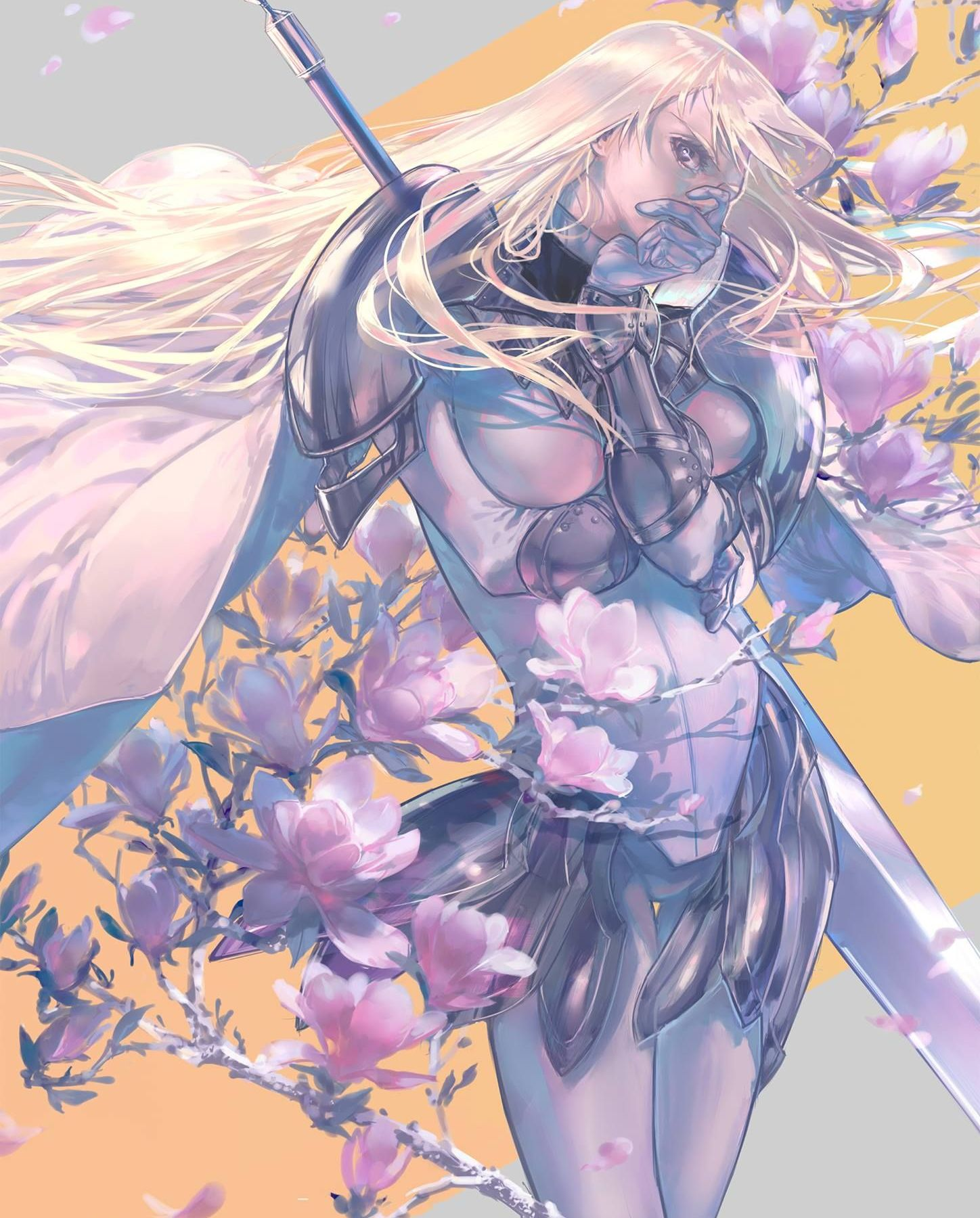 Claymore Blonde
