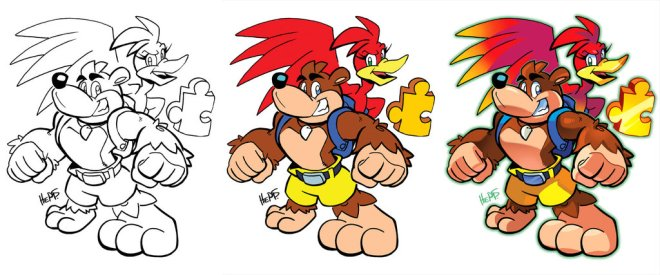 inks_to_colors___banjo_and_kazooie_by_herms85-d8ju45w