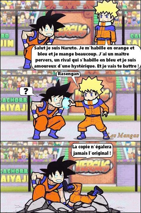DBZ Naruto