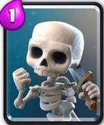 Squelettes Clash Royale