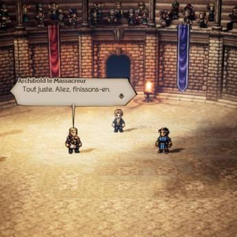 Archibold vs Olberic 5