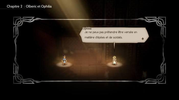 Chapitre 2 Olberic et Ophilia 7