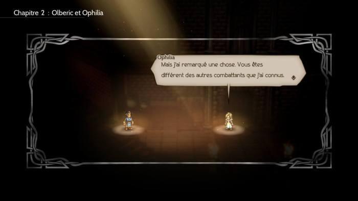 Chapitre 2 Olberic et Ophilia 8