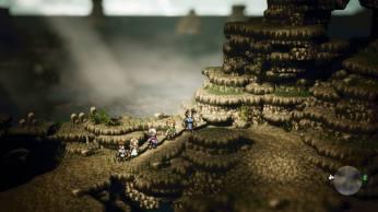 Vers la grotte 1