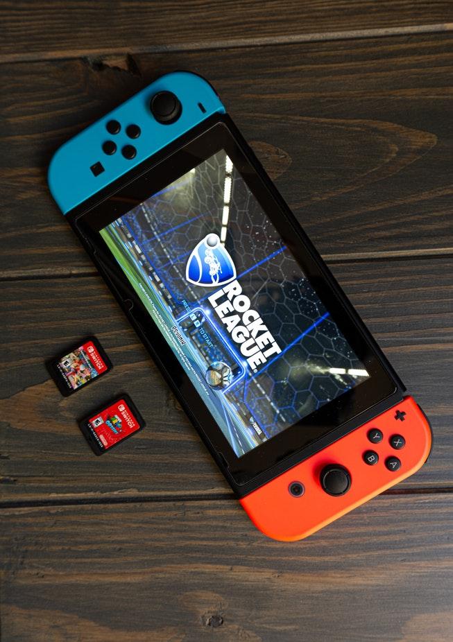 Nintendo Switch, jeu vidéo antisocial