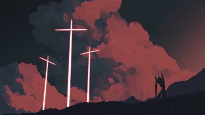 Evangelion Croix de lumière.jpg