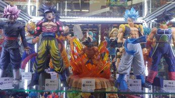 Figurines Dragonball Japan Expo