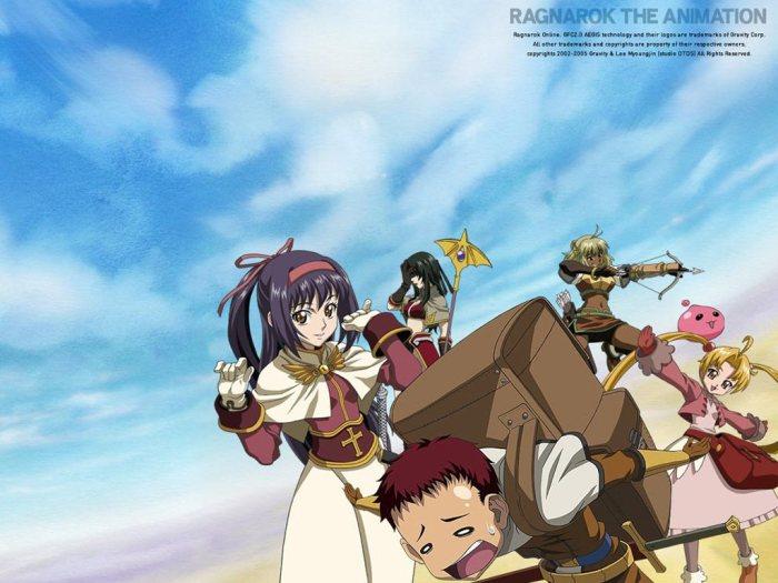 Ragnarok ANimation Roan Takius Yuufa Maya Judia.jpg