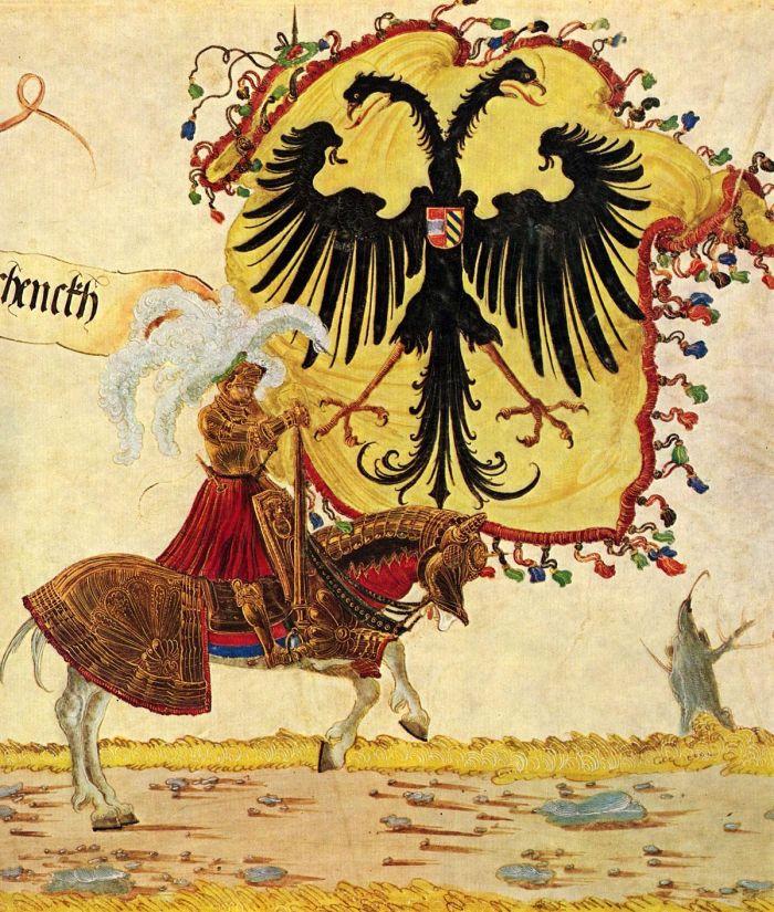 Bannière Aigles Noirs Fire Emblem