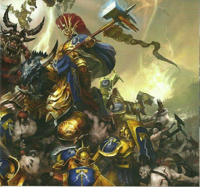 Sigmar Warhammer