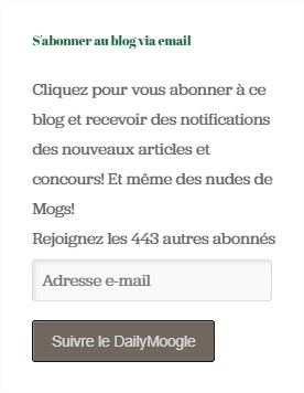 Modifier l'article ‹ Daily Moogle — WordPress.com - Google Chrome