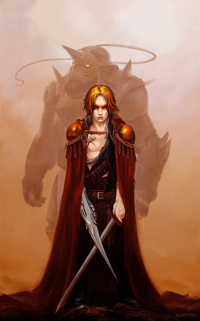 Edward ALphonse Elric