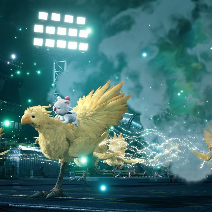 Moogle Final Fantasy VII