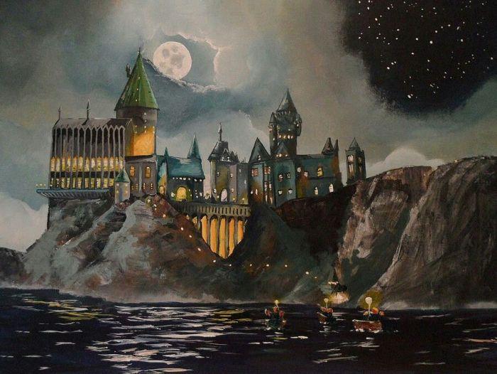 Poudlard Harry Potter