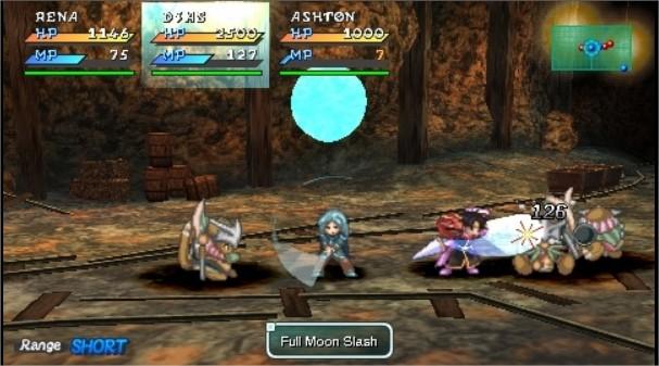 Rena - Star Ocean 2 - Full Moon Slash
