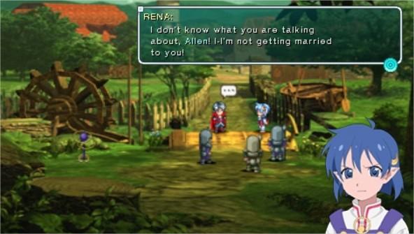 Rena - Star Ocean 2