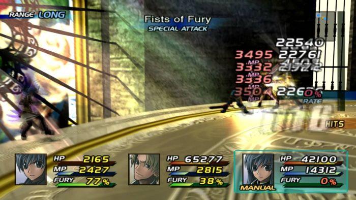 Star Ocean 3 - Fists of Fury