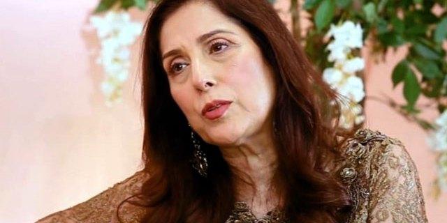 ثمینہ پیرزادہ