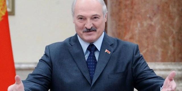 الیکسانڈر لوکاشینکو